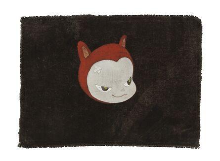 Yoshitomo Nara, 'Red Kitty', 1999