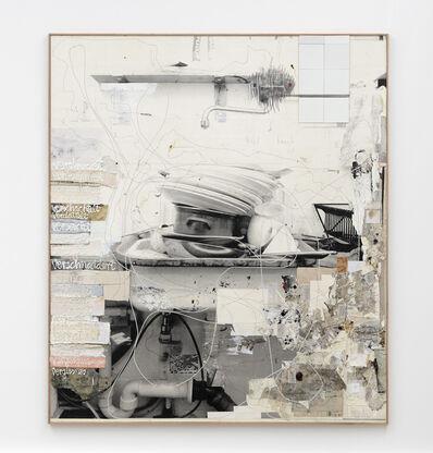 Stefan Vogel, 'Vergiss es', 2019