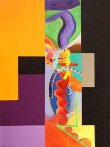 Eugene James Martin, 'Finally Complaining', 1995