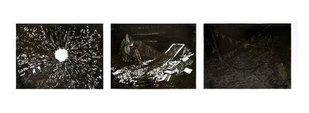 Francesc Ruiz, 'Ajaccio's Tryptich', 2013