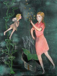 Rosa Loy, 'Schwimmen', 2013