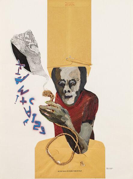 Benny Andrews, 'Untitled', 1975