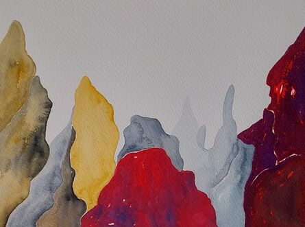 Marisa Martins Carvalho, 'Landscape 2', 2021
