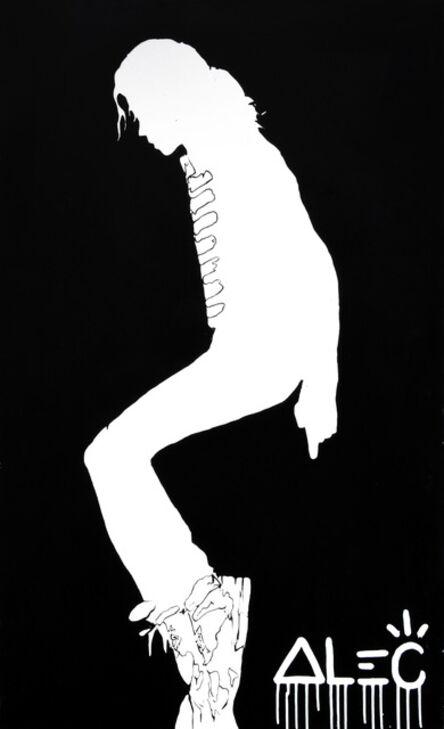 Alec Monopoly, 'Black MJ Moonwalk', 2012