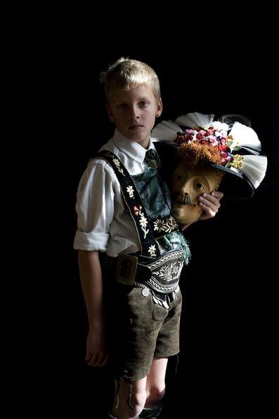 Iwajla Klinke, 'Hotzenwald Boy, Black Forest (Part of the Installation PROSKYNESIS)', 2012