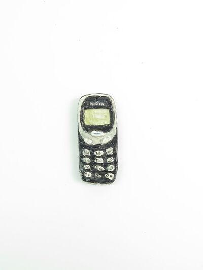 Rose Eken, 'Nokia 3310 (black)', 2018