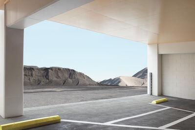 Lauren Marsolier, 'Parking Lot 3', 2011