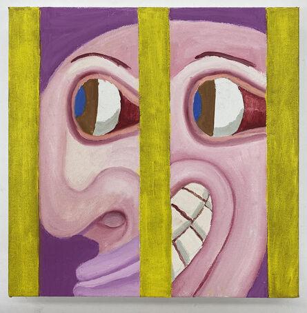 Peter Williams (1952-2021), 'JailBird', 2019