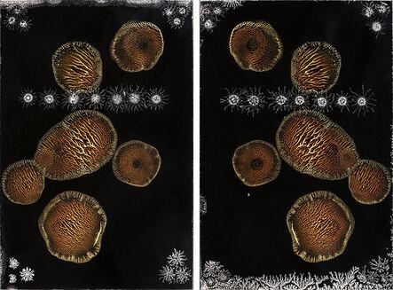 Michael Koerner, 'The God Cell #0816L-#0819R', 2020