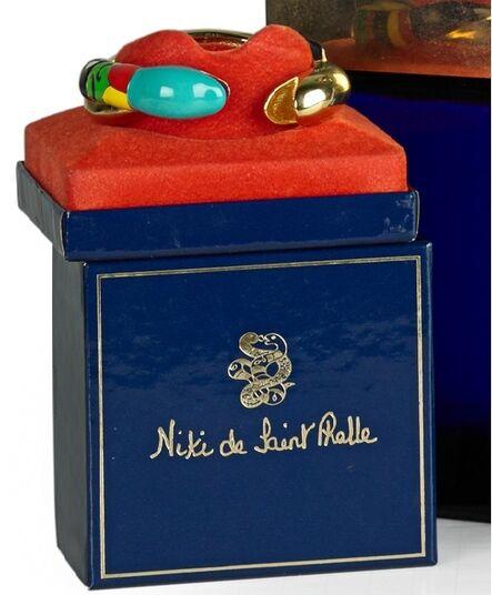 Niki de Saint Phalle, 'Bracelet (Dance of the Snakes)', ca. 1982