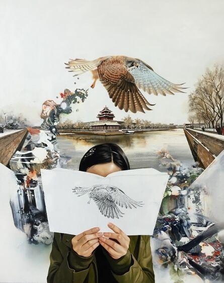 Zhong Biao 钟彪, 'Take Off', 2015
