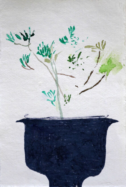 JELENA BANDO, 'The Flower Pot', 2016