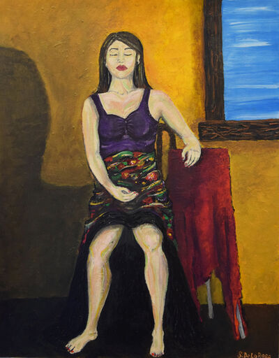 Skye de la Rosa, 'On the Inside', 2017