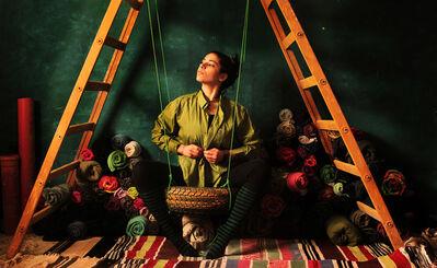 Nidaa Badwan, '100 Days of Solitude; Code:3', 2014