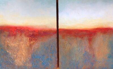 Georgeana Ireland, 'Summer Mist (diptych)', 2105