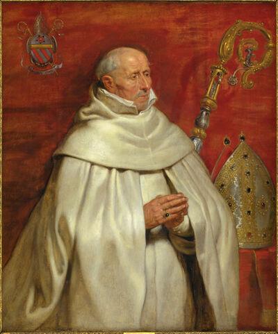Peter Paul Rubens, 'Matthaeus Yrsselius (1541-1629), Abbot of Sint-Michiel's Abbey in Antwerp', ca. 1624