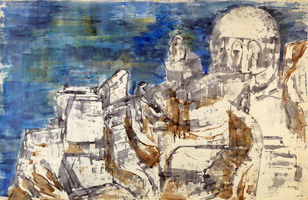 Michael Michaeledes, 'Greek Islands   ', 1957
