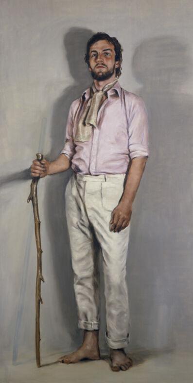 Michaël Borremans, 'The Avoider', 2006