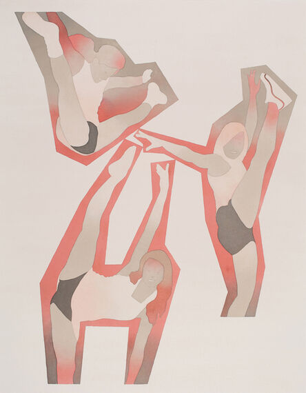 Dan Gluibizzi, 'Three, Two, One', 2015