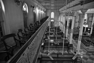 Prabir Purkayastha, ''Bethel Synagogue', North Calcutta', 2011