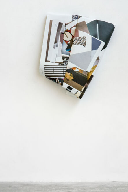 "Olaf Metzel, '""Interieur 3""', 2016"