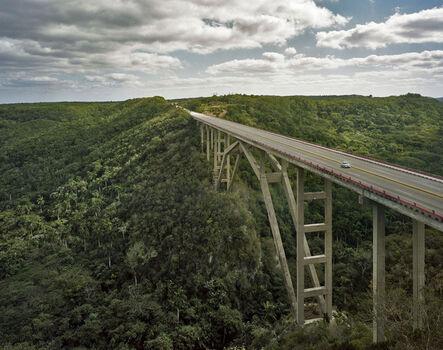 Andrew Moore, 'Puente de Bacunayagua, Via Blanca', 2012