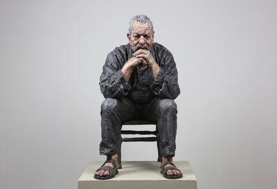 Sean Henry, 'Seated Man', 2016