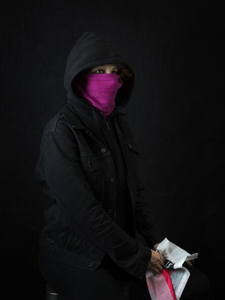 Stephanie Syjuco, 'CITIZEN (Portrait of S)', 2017