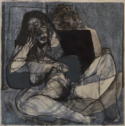 Alaa Sharabi, 'Quarrel', 2018