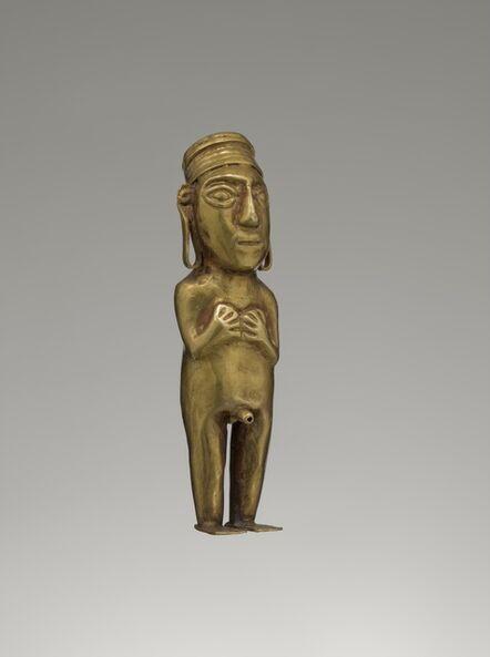 'Male figurine', 1450 -1532
