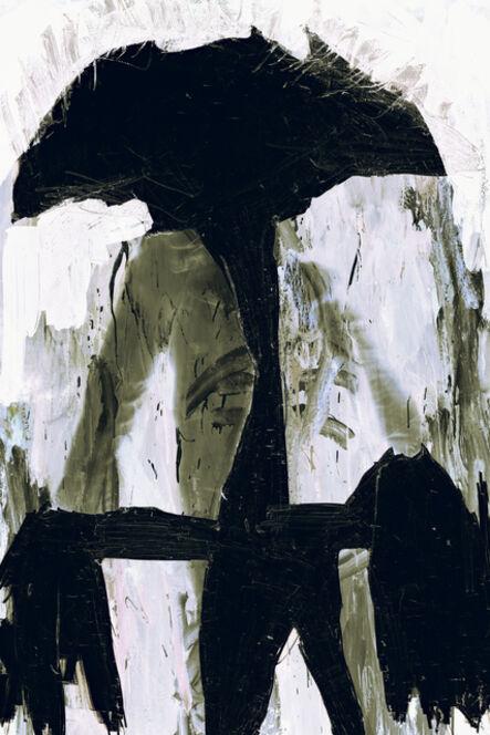 Thibault Hazelzet, 'Autoportrait recyclé #17', 2011