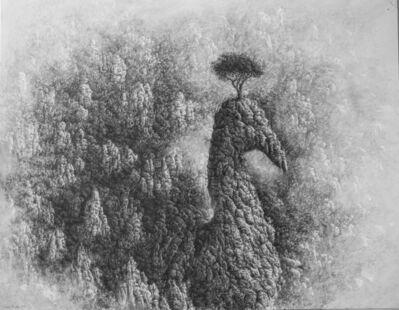 Rubén Fuentes, 'The Peacock Mystery', 2017