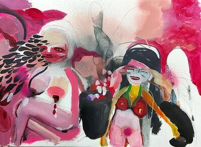 Silvia Argiolas, 'Perdono 3  (two women)', 2015
