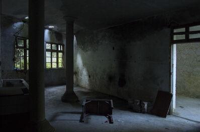 YI XIN TONG 童义欣, 'Immortal Caverns: Red Panda Pavilion III 仙人洞:小熊猫馆 III', 2015