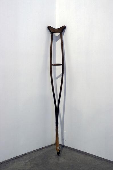 Myeongbeom Kim, 'Crutch', 2009