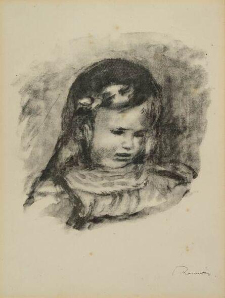 Pierre-Auguste Renoir, 'Douze lithographies originales de Pierre-Auguste Renoir (Twelve Original Lithographs by Pierre-Auguste Renoir), c. 1904', 1919