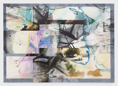 Carole Benzaken, 'Skin Screen 1', 2020