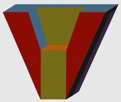 Michael Morris, 'Marienbad', 1967