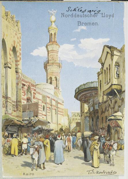Themistocles von Eckenbrecher, 'Kairo', 1906