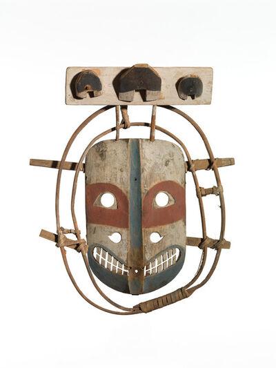 'Dance Mask', ca. 1890