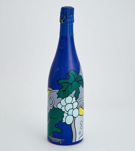 Roy Lichtenstein, 'Champagne Taittinger Brut Bottle', 1985