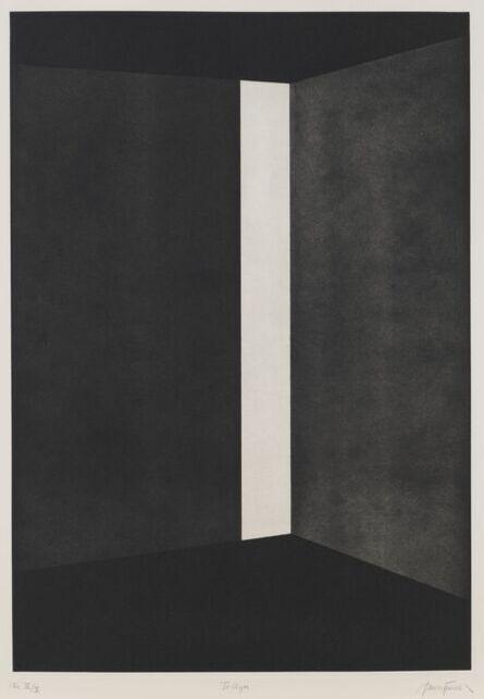James Turrell, 'First Light (Columns) Tollyn', 1989