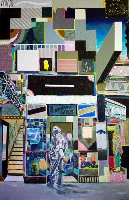 Moritz Schleime, 'Tetris', 2019