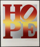 Robert Indiana, 'Four Season of Hope (Autumn)', 2012