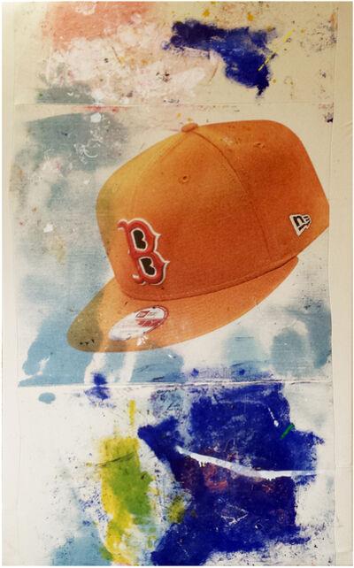 Leonard Johansson, 'Boston Orange Cap', 2015