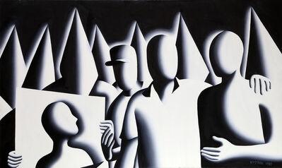 Mark Kostabi, 'Good Ol' Boy', 1989