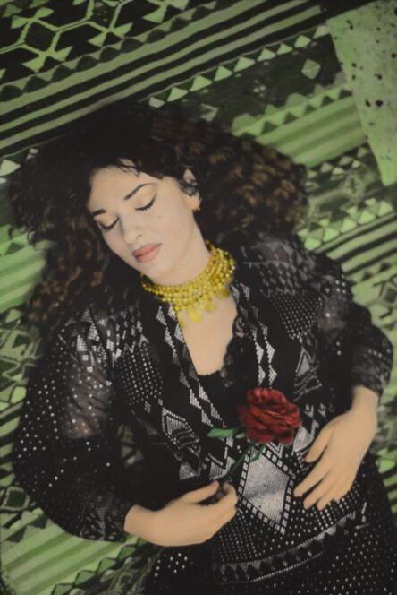 Youssef Nabil, 'Mon amie la Rose, Natacha Atlas, Cairo 2000', 2000