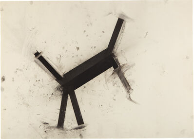 Joel Shapiro, 'Untitled', 1986