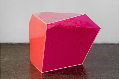 Rachel Lachowicz, 'Particle Dispersion: Hex Triplet Pink', 2013