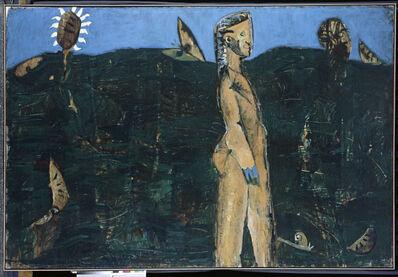 Markus Lüpertz, '5 Bilder über das mykenische Lächeln - Der Frühling', 1985
